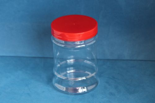 380ml Victoria Style Jar with Red Cap