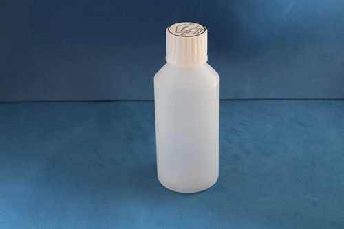 250ml Natural Plastic Bottle with 28mm Click Lock Cap